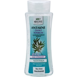 Bione Cosmetics Antakne Reinigungstonikum für fettige und problematische Haut  255 ml
