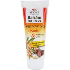 Bione Cosmetics Argan Oil + Karité balzam na ruky  205 ml