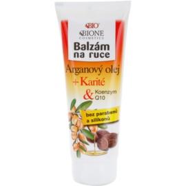 Bione Cosmetics Argan Oil + Karité balzsam a kezekre  205 ml