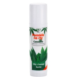 Bione Cosmetics Cannabis pomádé az ajkakra  17 ml
