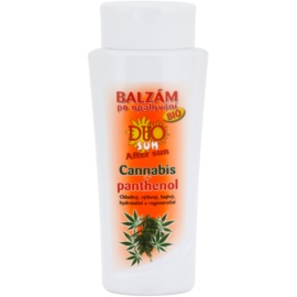 Bione Cosmetics DUO SUN Cannabis After Sun Balm With Panthenol  255 ml