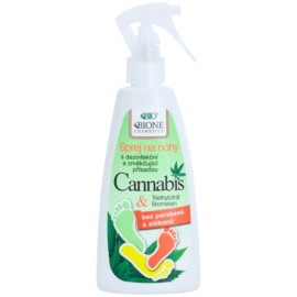 Bione Cosmetics Cannabis sprej na nohy  260 ml