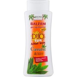 Bione Cosmetics DUO SUN Cannabis balzam po opaľovaní  255 ml