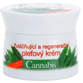 Bione Cosmetics Cannabis regenerierende Gesichtscreme  51 ml