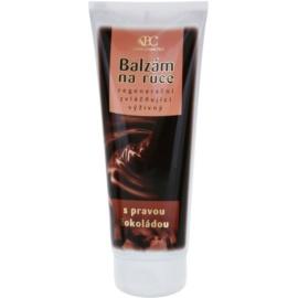 Bione Cosmetics Chocolate bálsamo regenerador para manos  200 ml