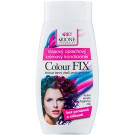 Bione Cosmetics Colour Fix Cremiger Haarconditioner zum Schutz der Farbe  260 ml