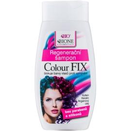 Bione Cosmetics Colour Fix regeneráló sampon a szín védelméért  260 ml