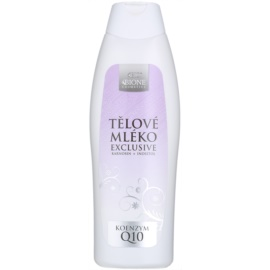 Bione Cosmetics Exclusive Q10 lait corporel hydratant et adoucissant  500 ml