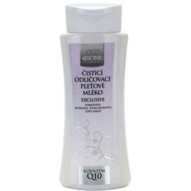 Bione Cosmetics Exclusive Q10 leite facial de limpeza  255 ml