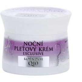 Bione Cosmetics Exclusive Q10 éjszakai arckrém  51 ml
