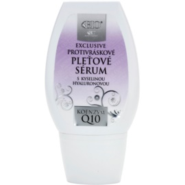 Bione Cosmetics Exclusive Q10 ránctalanító szérum hialuronsavval  40 ml