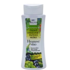 Bione Cosmetics Grapes čistiace pleťové mlieko  255 ml