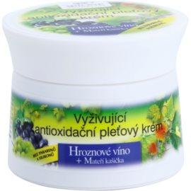 Bione Cosmetics Grapes vyživující antioxidační krém na obličej  51 ml