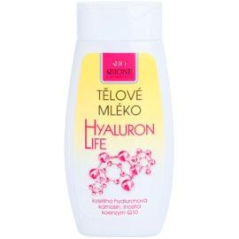 Bione Cosmetics Hyaluron Life Körpermilch mit Hyaluronsäure  250 ml