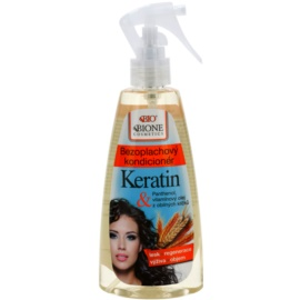 Bione Cosmetics Keratin Grain bezoplachový kondicionér ve spreji  260 ml