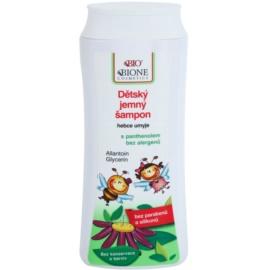 Bione Cosmetics Kids gyengéd gyermek sampon  205 ml