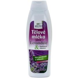 Bione Cosmetics Lavender поживне молочко для тіла  500 мл