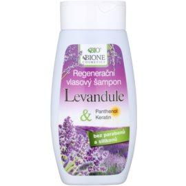 Bione Cosmetics Lavender regeneracijski šampon za vse tipe las  250 ml