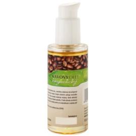 BIOPURUS Bio kosmetisches Kaffeeöl mit Pumpe  100 ml