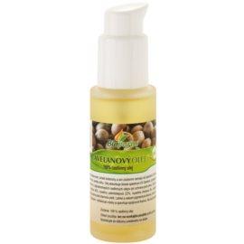 BIOPURUS Bio kosmetisches Avellanaöl mit Pumpe  50 ml