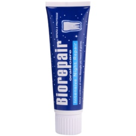 Biorepair Night Care Intense Overnight Treatment To Restore Dental Enamel  75 ml