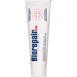 Biorepair Plus Parodontal pasta do zębów wzmacniająca szkliwo przeciw paradentozie  75 ml