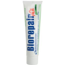 Biorepair Plus Protect паста, подсилваща зъбния емайл  100 мл.