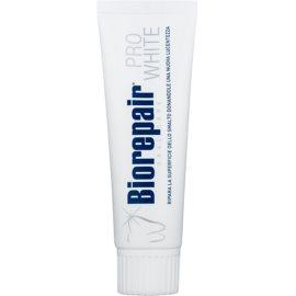 Biorepair Whitening pasta obnovující zubní sklovinu s bělicím účinkem  75 ml