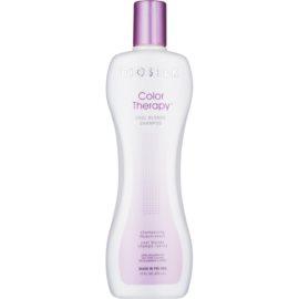 Biosilk Color Therapy šampon neutralizující žluté tóny  355 ml