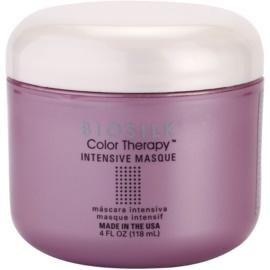 Biosilk Color Therapy máscara intensiva para proteção da cor  118 ml