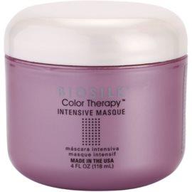 Biosilk Color Therapy intensywna maseczka chroniący kolor  118 ml