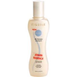 Biosilk Silk Therapy champô para todos os tipos de cabelos  150 ml