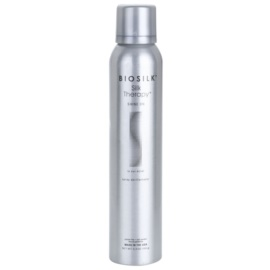 Biosilk SilkTherapy Shine On styling sprej a fénylő és selymes hajért  150 g