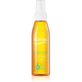 Biotherm Huile Solaire Droge Olie voor Bruinen in Spray  SPF 6  125 ml