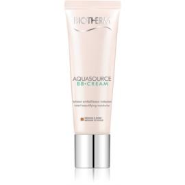 Biotherm Aquasource BB Cream nawilżający krem BB odcień Medium to Gold SPF 15  30 ml