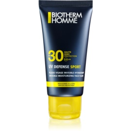 Biotherm Homme UV Defense Sport Face Sun Fluid SPF 30  50 ml