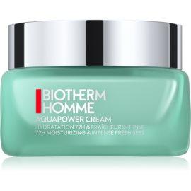 Biotherm Homme Aquapower hydratisierende Gel-Creme 72h  50 ml