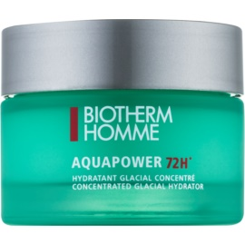 Biotherm Homme Aquapower vlažilna gel krema 72 ur  50 ml