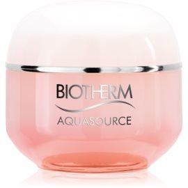 Biotherm Aquasource tápláló hidratáló krém száraz bőrre  50 ml