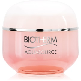 Biotherm Aquasource nährende und feuchtigkeitsspendende Creme für trockene Haut 50 ml