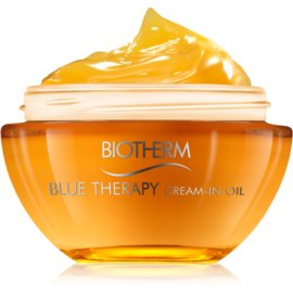 Biotherm Blue Therapy Nourishing Repair Cream For Normal And Dry Skin  30 ml