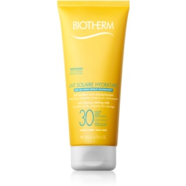 Biotherm Lait Solaire Sun Lotion for Face and Body SPF 30  200 ml