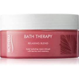 Biotherm Bath Therapy Relaxing Blend Moisturizing Body Cream  200 ml