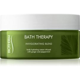 Biotherm Bath Therapy Invigorating Blend Moisturizing Body Cream  200 ml