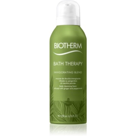 Biotherm Bath Therapy Invigorating Blend mousse nettoyante corps  200 ml