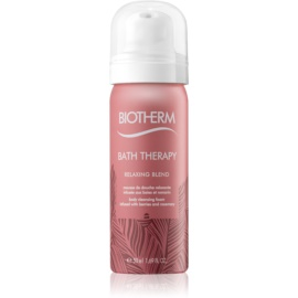 Biotherm Bath Therapy Relaxing Blend Body Cleansing Foam  50 ml