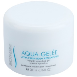 Biotherm Aqua-Gelée chladivý hydratačný krém pre citlivú pokožku  200 ml