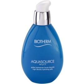 Biotherm Aquasource Nuit hydratační emulze pro všechny typy pleti  50 ml