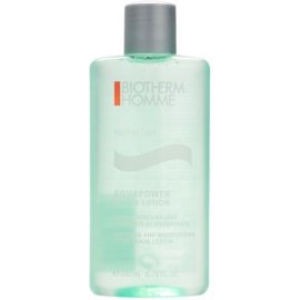 Biotherm Homme Aquapower bálsamo calmante after shave con efecto humectante  200 ml