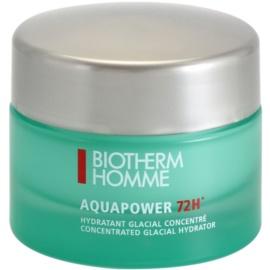 Biotherm Homme Aquapower hydratační gelový krém 72h  50 ml